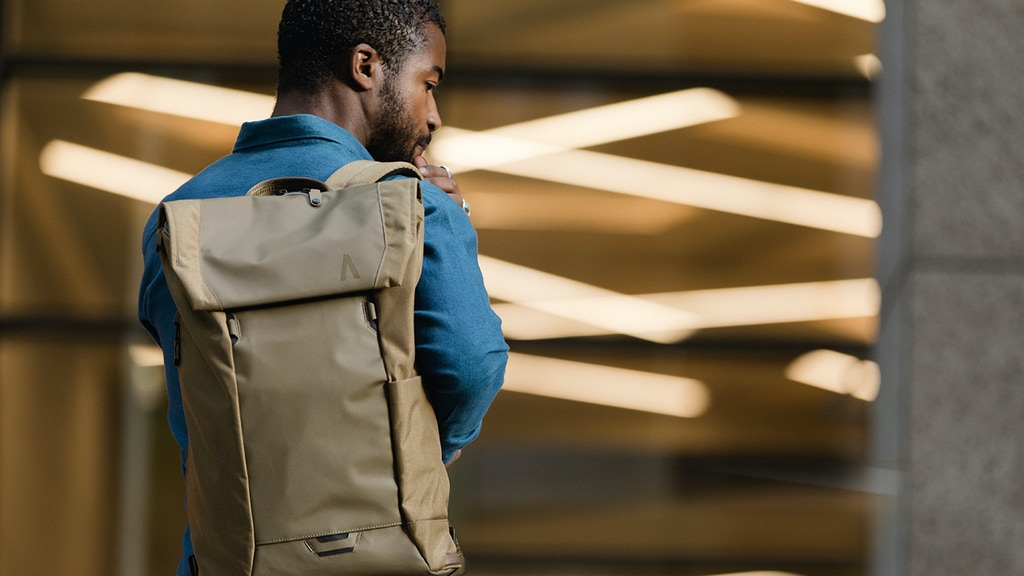 Errant: The Ultimate Everyday Backpack project video thumbnail