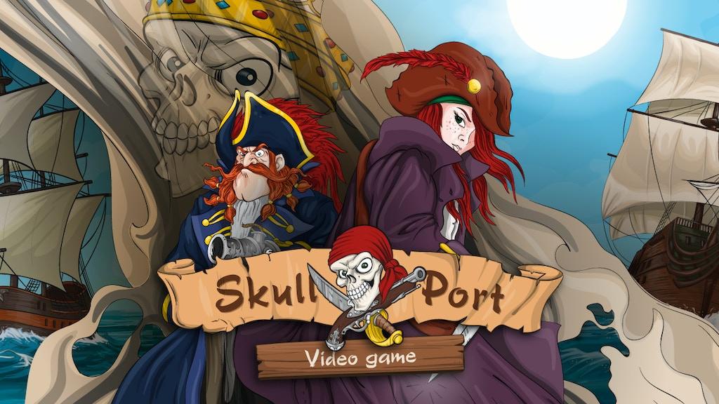 Skull Port - online video game