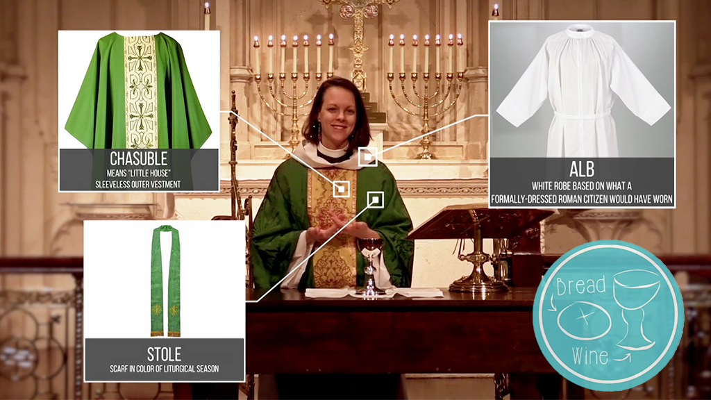 How2charist: Digital Instructed Eucharist (Episcopal Church) project video thumbnail