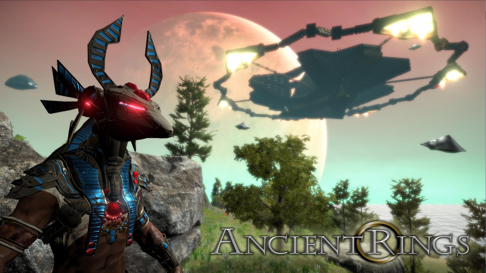 Ancient Rings by John Steuber — Kickstarter