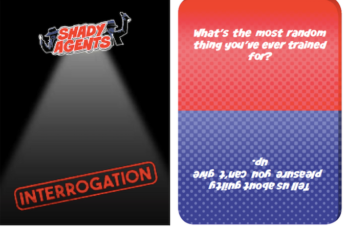 Shady Agents: A Game of Friendship And Betrayal by Studio71