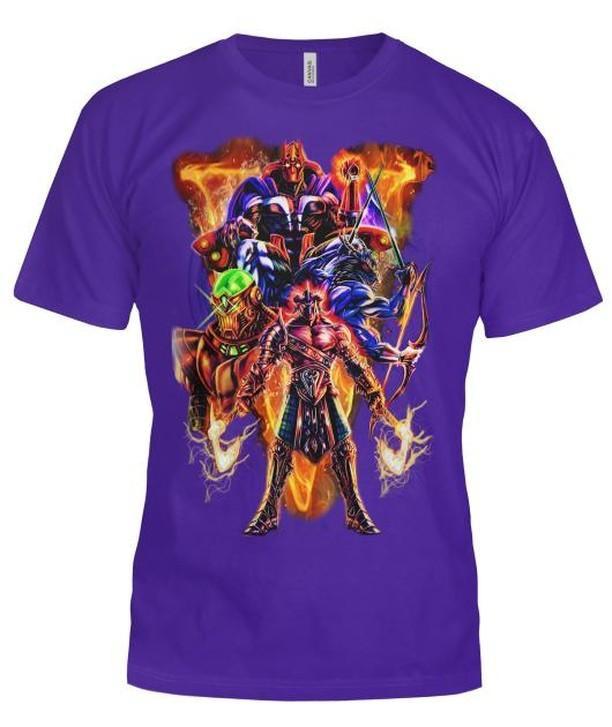 """""""Heart of Darkness"""" Villains T-Shirt"""