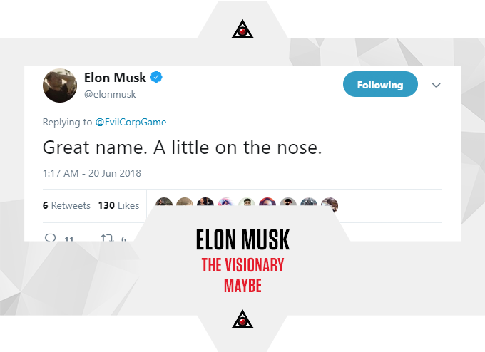 Thanks for the honest review Elon