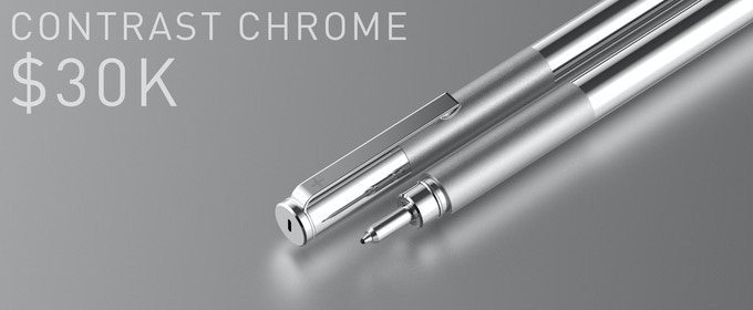 Contrast Chrome: Unlocked at $30,000 (price: $95)