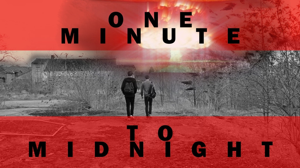 One Minute To Midnight - A Dark Comedy/Drama Film project video thumbnail