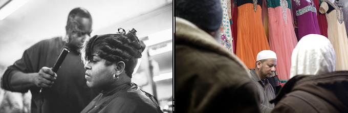 Justin Milhouse, Hair Capital of the World  |  Kenny Karpov, The Dress Show