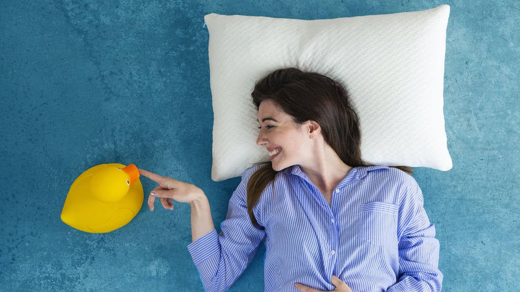 KLOUDES® Adjustable Pillow & Topper | A New Sleep Solution