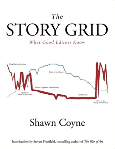 Shawn Coyne's book, The Story Grid