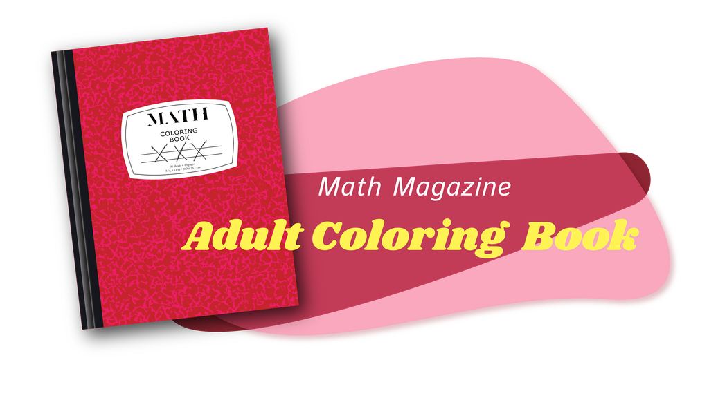 Math Magazine Adult Coloring Book project video thumbnail