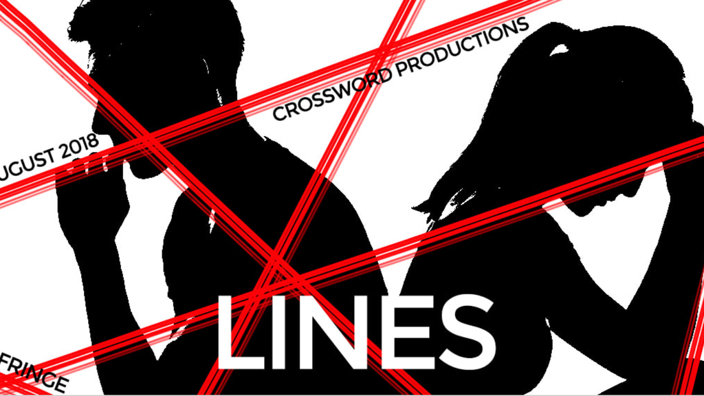 LINES play at the Edinburgh Fringe Festival