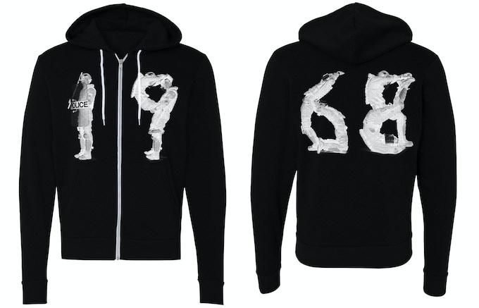 1968 premium hoodie