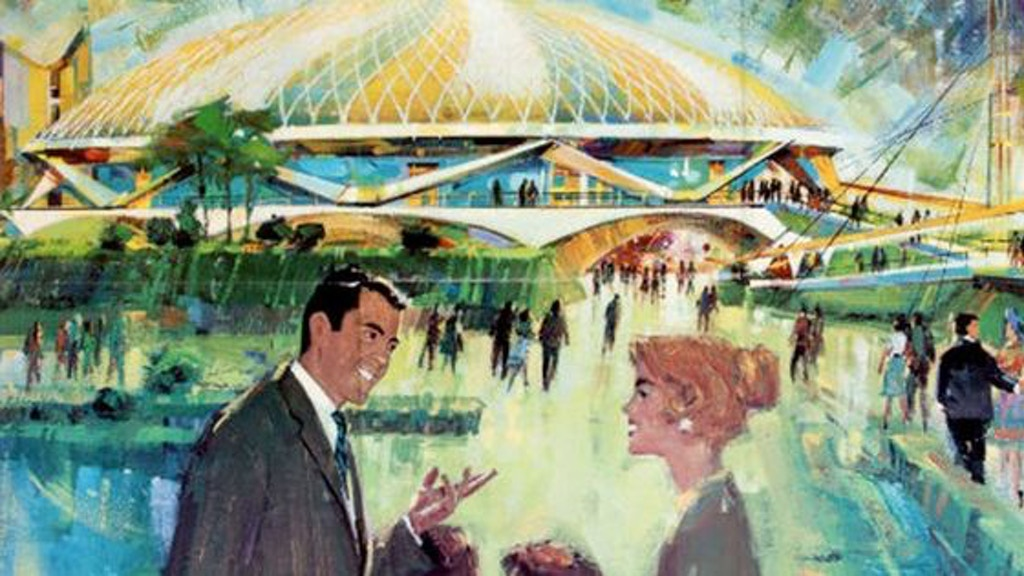 Project image for Walt Disney and the 1964 New York World's Fair