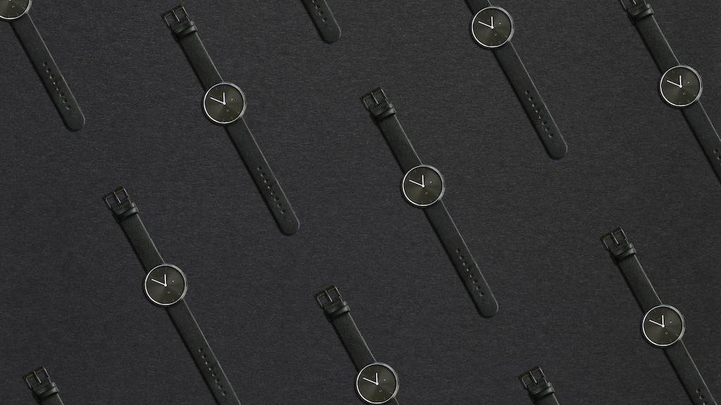HODINA x Minimalissimo - Defining the archetypal timepiece project video thumbnail