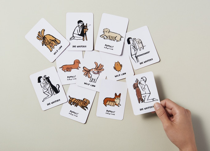 Special Dog Cards