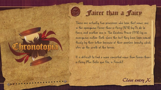 Chronotopia - A Dark Fairytale Visual Novel by TraumendesMadchen