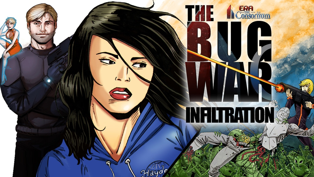 Infiltration: The Bug War #2 (Part 2) project video thumbnail
