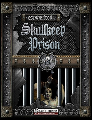 1. ESCAPE FROM SKULLKEEP PRISON