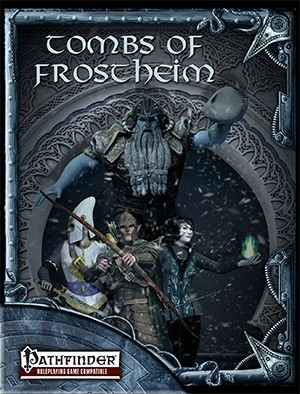5. TOMBS OF FROSTHEIM