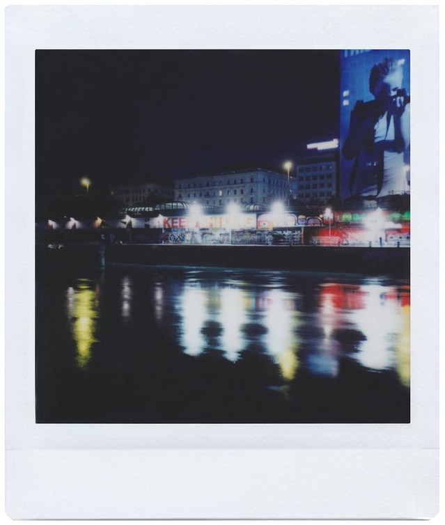 Photo by Sam Eder shot with the Diana Instant Square