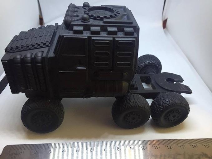 Goliath Land Train Engine Section