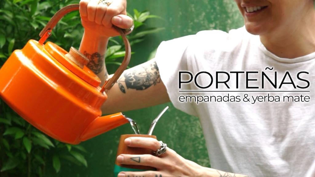Porteñas: Empanadas and Yerba Mate Bar project video thumbnail