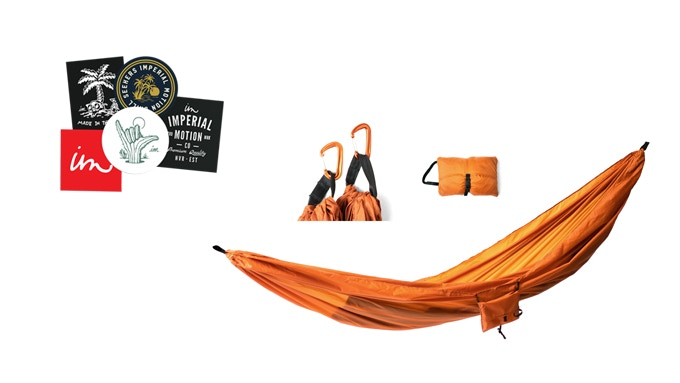 Imagine a lightweight, water resistant, and durable self healing hammock. This is it the NCT Hammock.