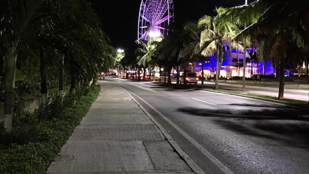 Hotel M. Palafox Cancun Mexico
