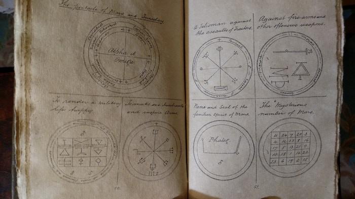 Raphael's Talismanic Magic