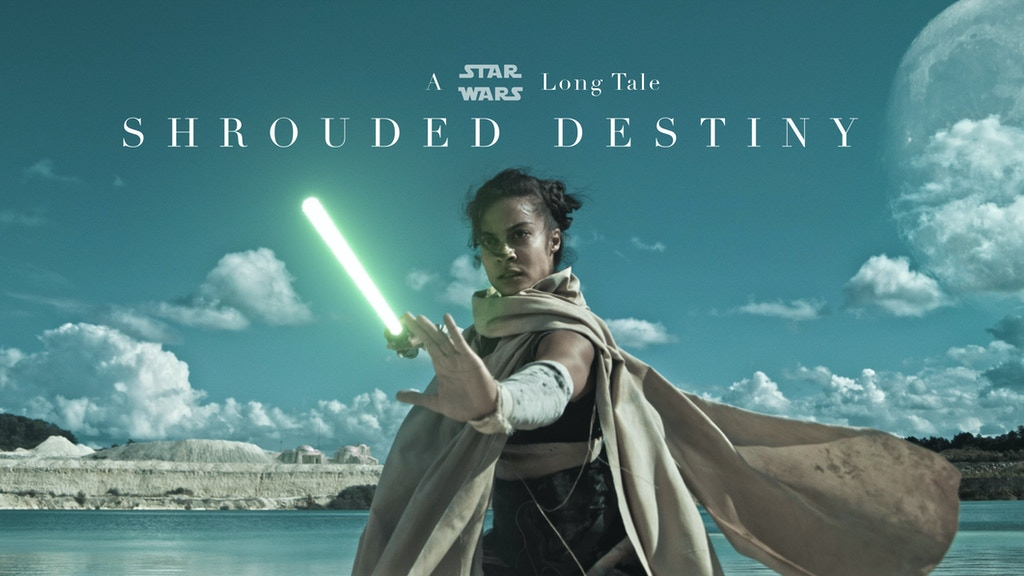 """Shrouded Destiny: A Star Wars Long Tale"" - Pilot Episode project video thumbnail"
