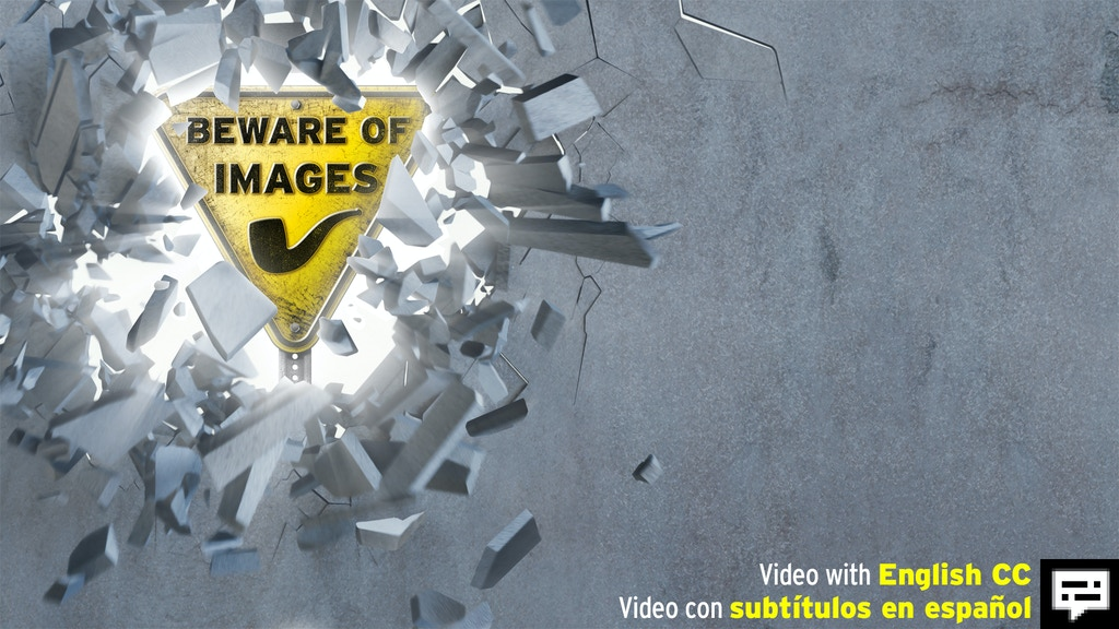 Beware of Images: Tear Down The Paywall project video thumbnail