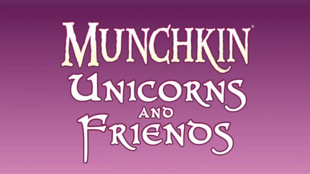 Munchkin Unicorns and Friends project video thumbnail