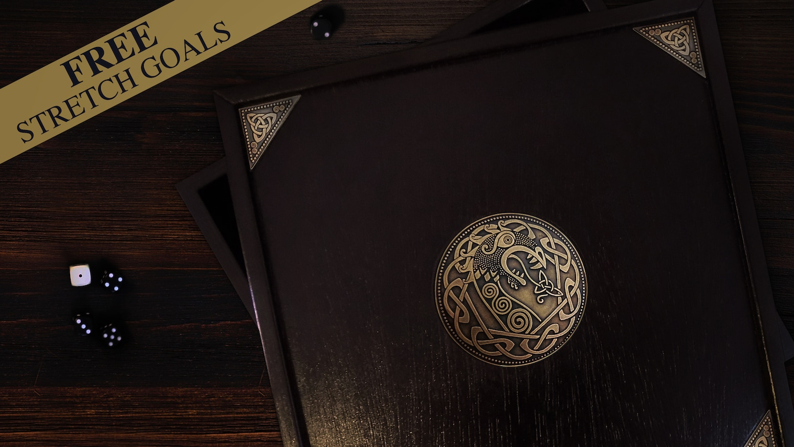 Could an Accessory Collection dive you into the world of fantasy? This premium one can!