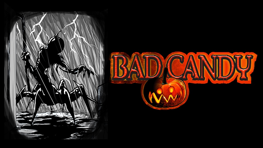 BAD CANDY #2- Sneak Preview Edition Comic Book project video thumbnail