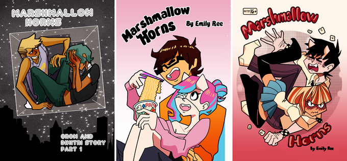 Story Covers!