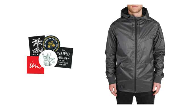 Get the Original and first NCT product the NCT Welder Jacket. A lightweight, water resistant, and self healing windbreaker.