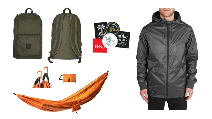 Get all 3 everything you need for a day of adventure.