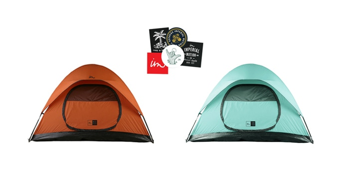 Get the perfect Christmas gift one NCT Tent for yourself and another for someone else.