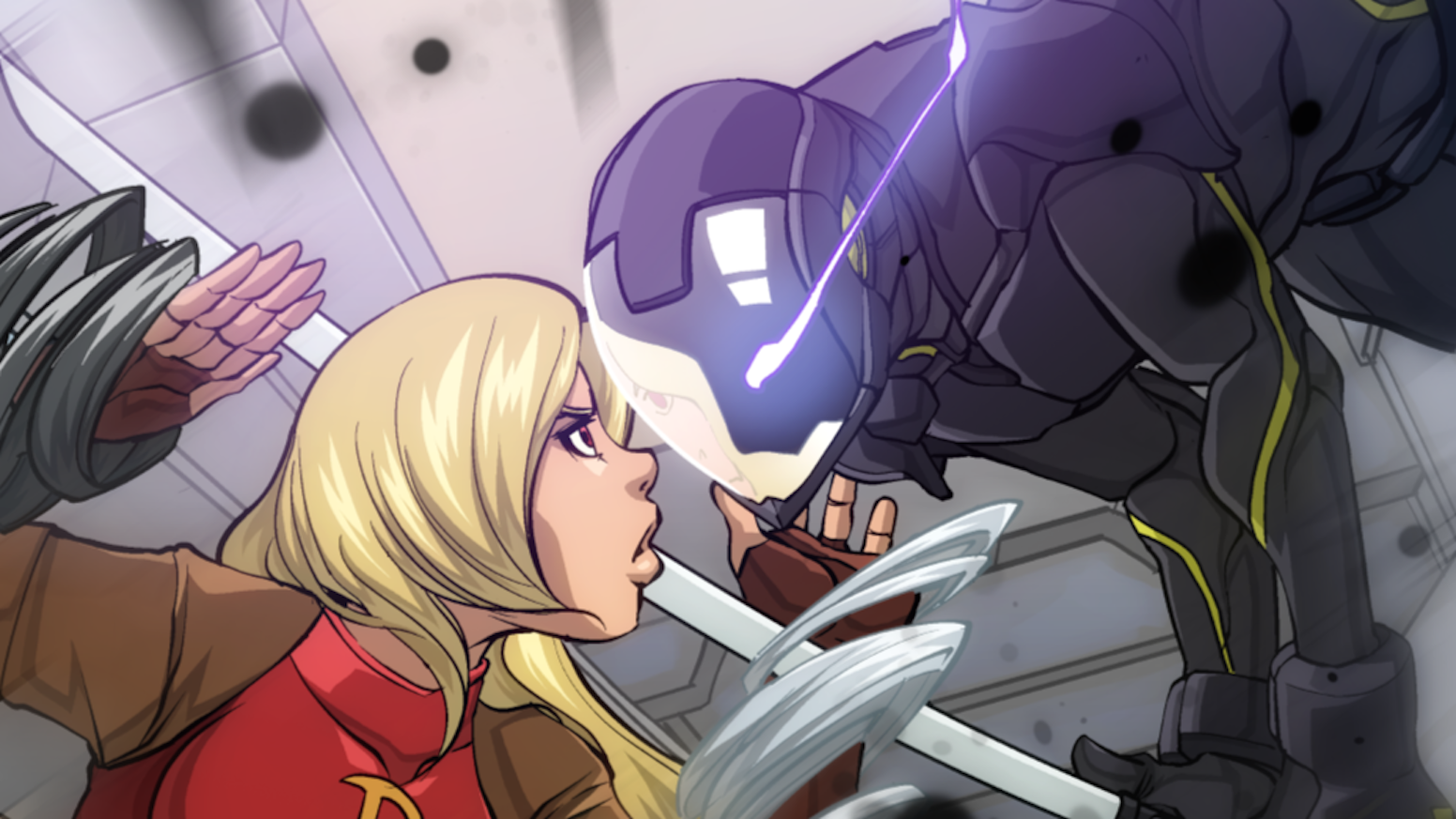 R:ILPERSONA Volume 1: The Etheric Mastery Edition- a 3rd anniversary collected edition of the weekly sci-fi fantasy webcomic series
