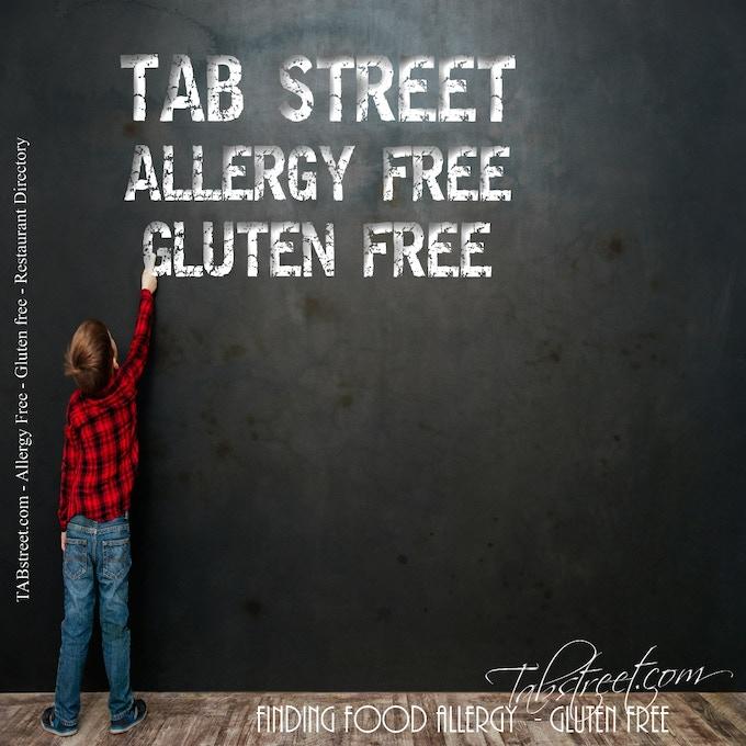 TAB Street - Allergy Free - Gluten Free
