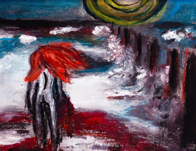 Siren Concept Art by Cassandra Sechler