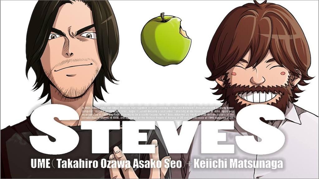 Project image for Japanese Manga STEVES Global Publishing Project