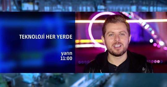 CNN Turk Technology Is Everywhere