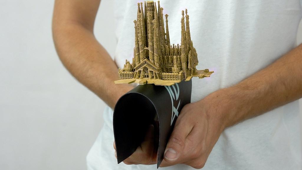 Ziflex - Flexible & magnetic build platform for 3D Printers project video thumbnail