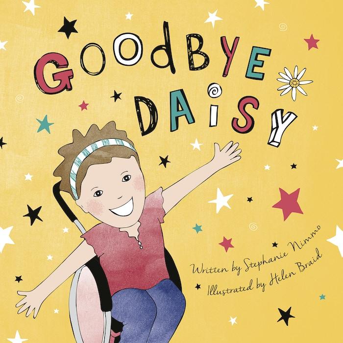 Goodbye Daisy - a very special children's book by Stephanie