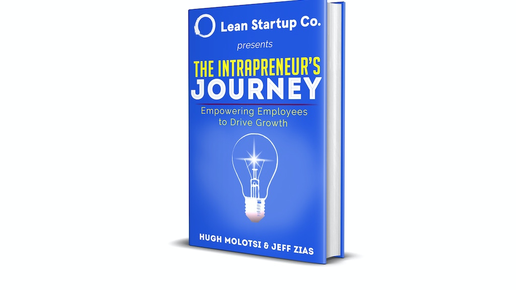 The Lean Startup Co. presents the Intrapreneur's Journey project video thumbnail