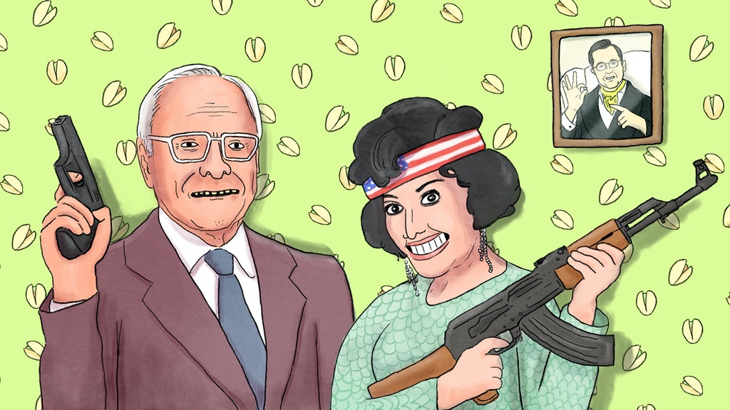 Pistachio Wars: Killing California for a Snack Food project video thumbnail