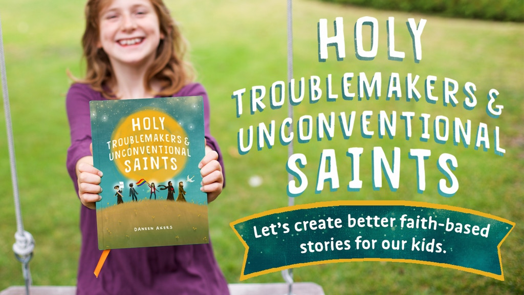 Holy Troublemakers & Unconventional Saints project video thumbnail