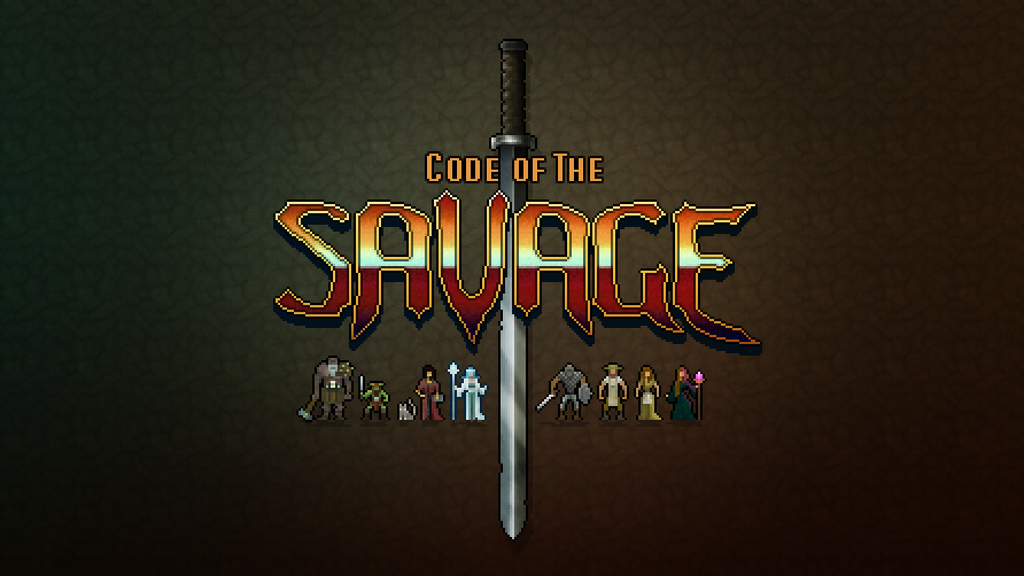 Code of The Savage RPG project video thumbnail