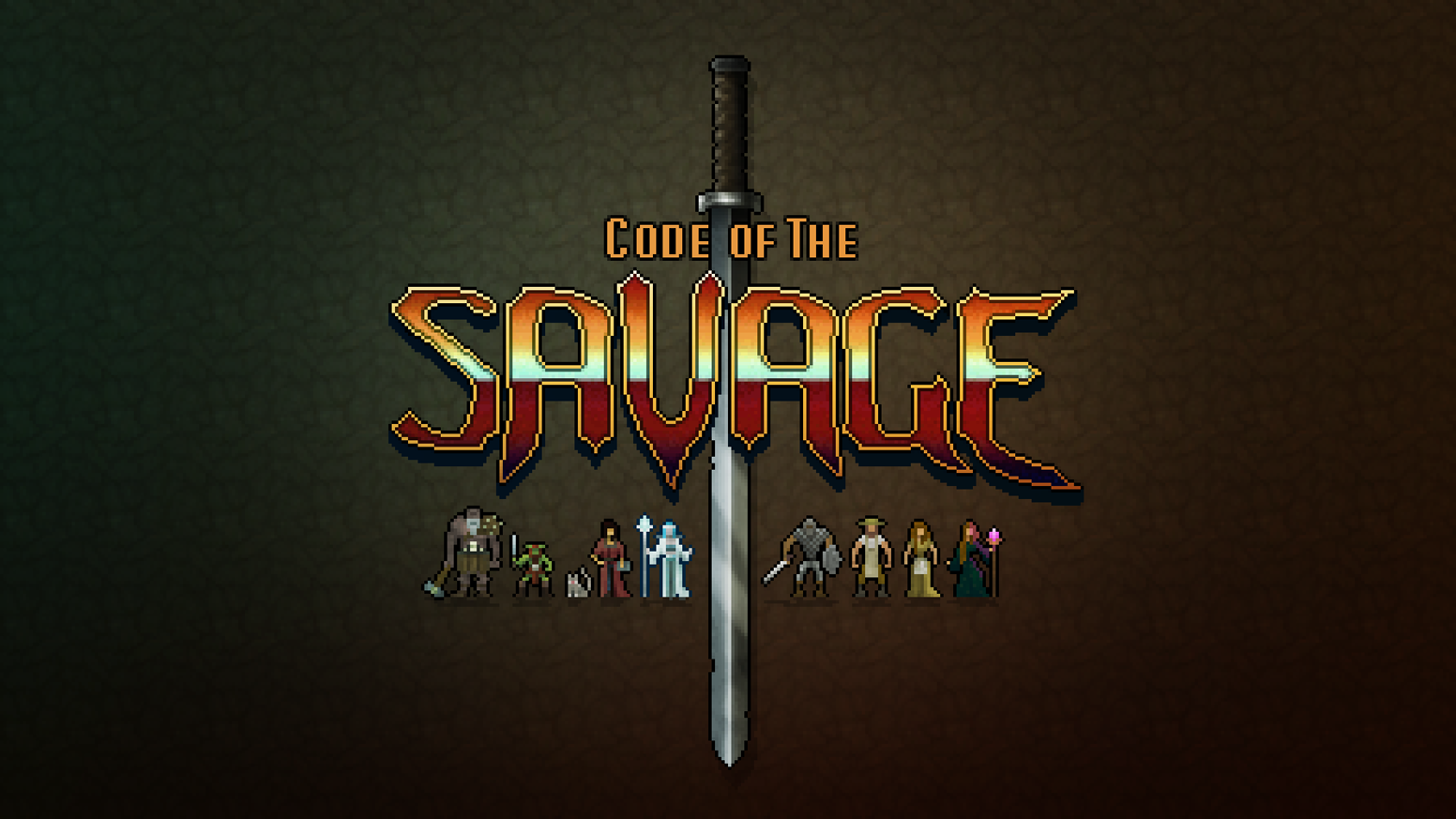 Code of The Savage RPG by Geoff Jones — Kickstarter