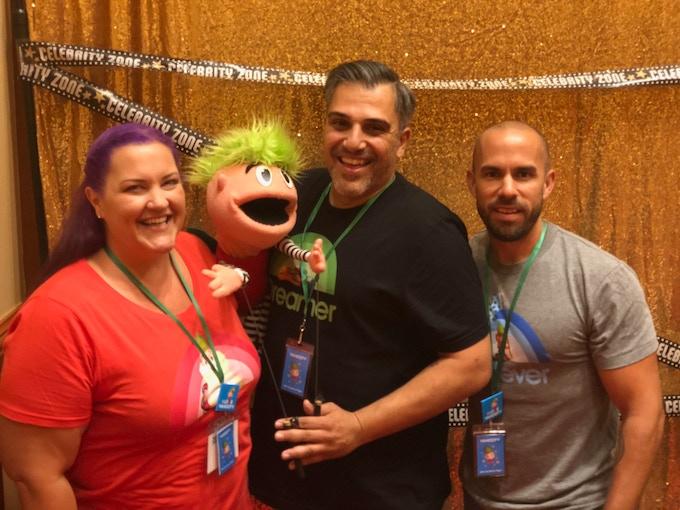 Jen, Ray, Yahooty, & Mike